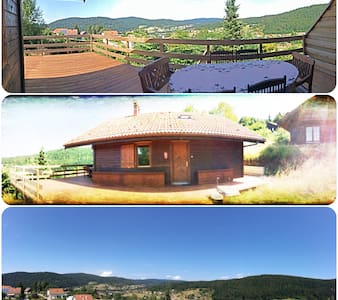 Room type: Entire home/apt Property type: Chalet Accommodates: 6 Bedrooms: 3 Bathrooms: 1
