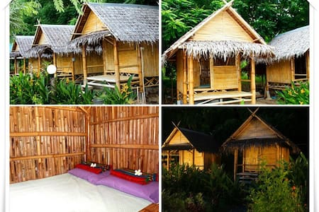 Jungle home satun near lipe island - thailand