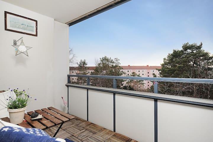 Cozy apartment for two - Gotemburgo - Apartamento