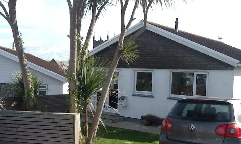 St Ives/Carbis Bay bungalow 10mins walk to beach - Carbis Bay - Bungalou