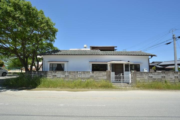 FLAT HOUSE villa 《海辺の米軍ハウスにのんびり滞在》