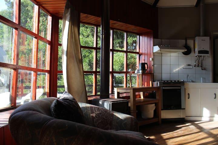 Cabaña de Campo sector Llau-LLao -Castro -Chiloe