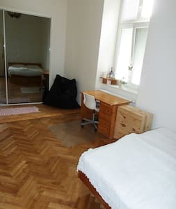 Accomm.city center Moto GP, 2 rooms - Brünn - Bed & Breakfast