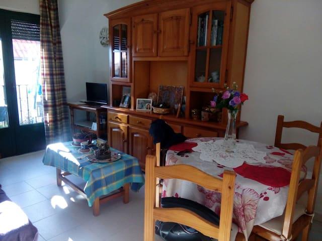 Habitación individual en Miraflores de la Sierra