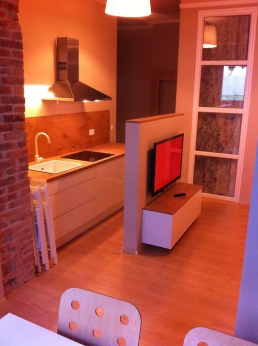 Dining-livngroom-kitchen