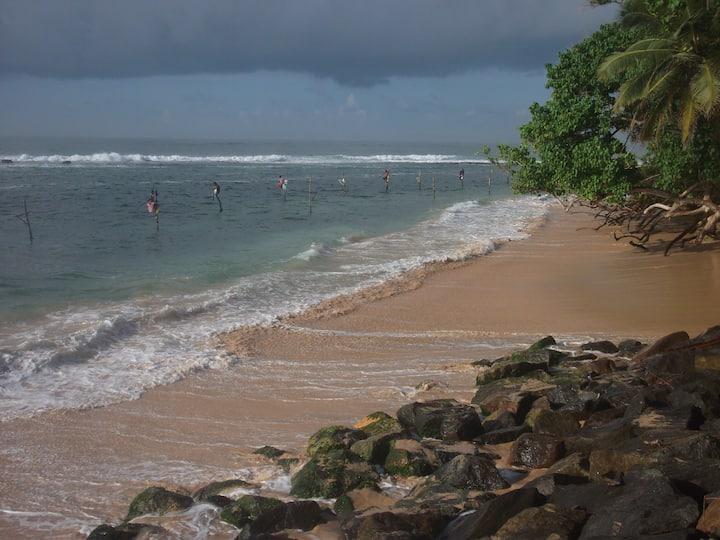Tamwo Villa by the sea