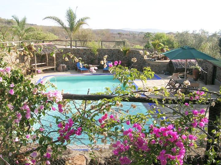 Leleshwa House, Green Park, Lake Naivasha