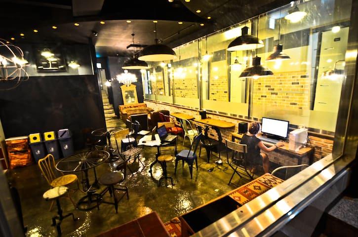 Kimchee Gangnam Flat Single Room - Gangnam-gu - Chambre d'hôtes