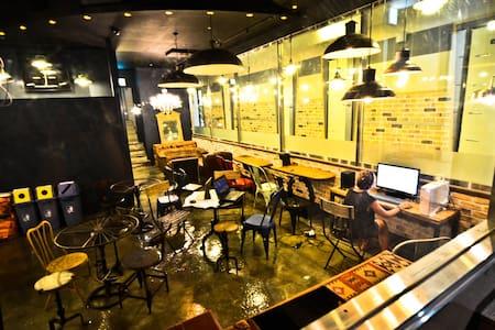 Kimchee Gangnam Flat Single Room - Gangnam-gu - Gästehaus