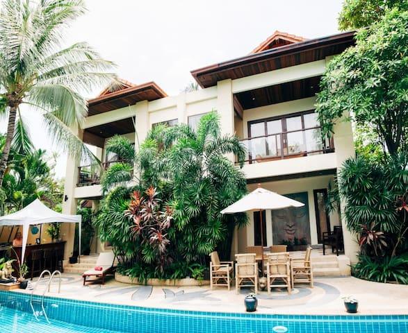 Baan Luxor - luxury pool-side villa - Ko Samui - Casa de camp