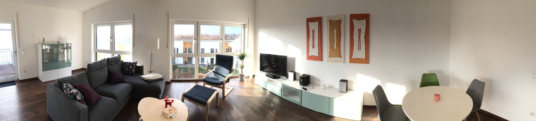 Great appartment in Schnaittach next to Nuremberg