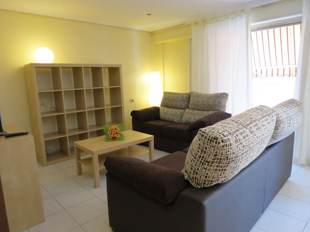 Spacious and bright apt in Elche - Elx - Apartemen