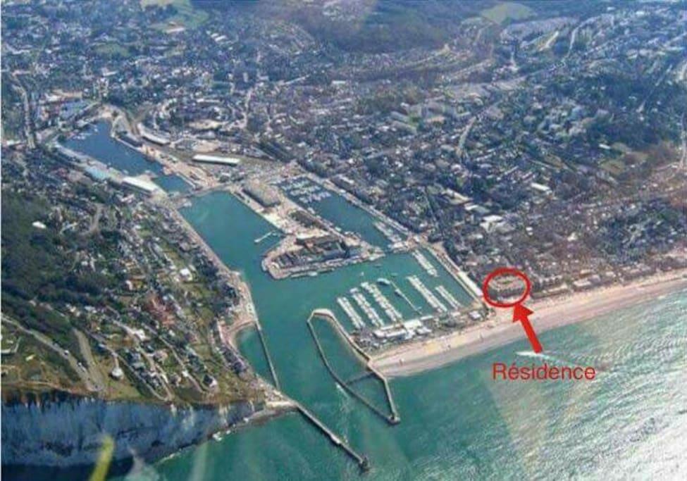 Studio a 50m de la plage et du port wifi 2pers - La plage parisienne port de javel haut ...
