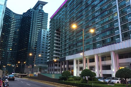 WIFI海景大套房带獨立衛浴 Sea view room with private bathroom - 澳門 - Apartment