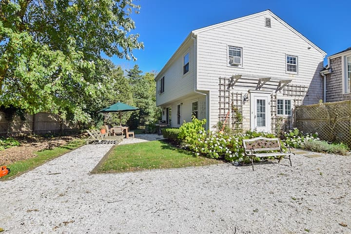 #505: Walk to Nauset Beach! Private yard & large private patio!