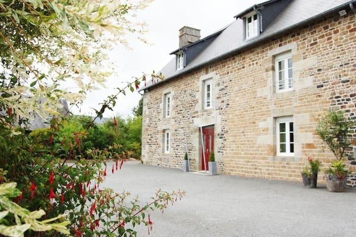 Gîte Ferme de la Masserie - Courson - Hus