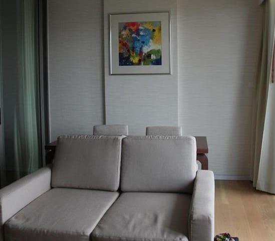 Comfortable room near BTS - Bangkok - Lejlighed