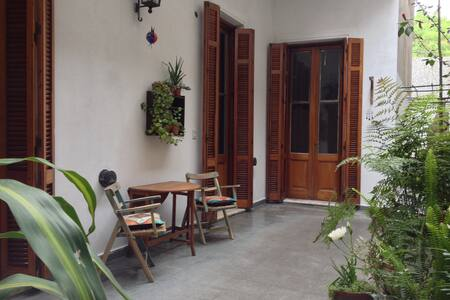 Peacefull room in Buenos Aires