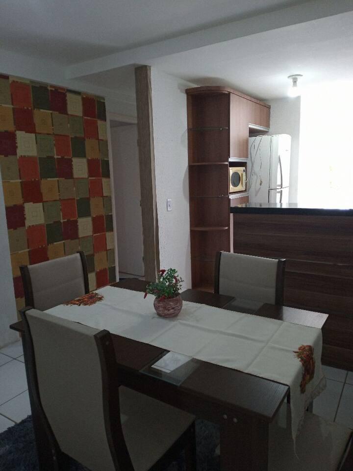 Apartamento mobiliado em Caucaia(rota Pecém)