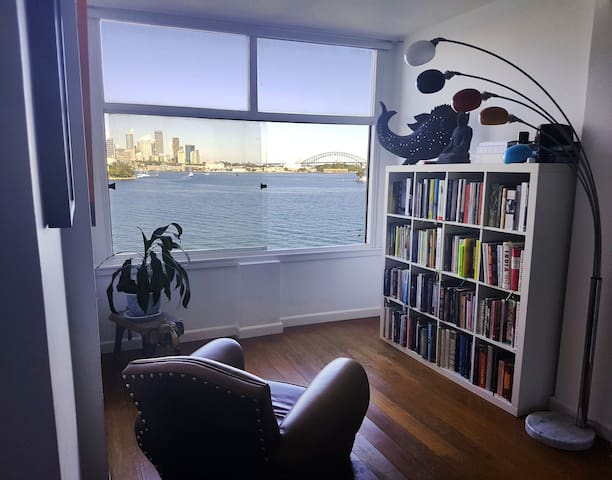 Beautiful Oversized w/Harbour bridge views, pool. - Point Piper - Apartemen
