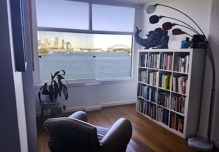 Beautiful Oversized w/Harbour bridge views, pool. - Point Piper