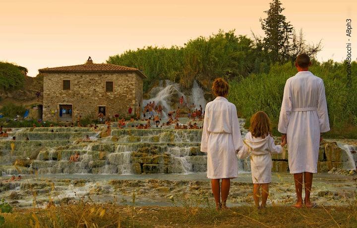 CAMERE a SATURNIA Maremma Toscana