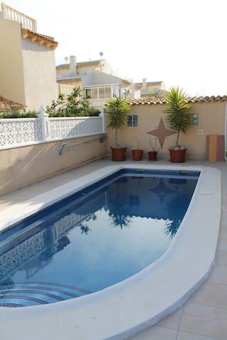 PlayaFlamenca-Holidays - Playa Flamenca - House