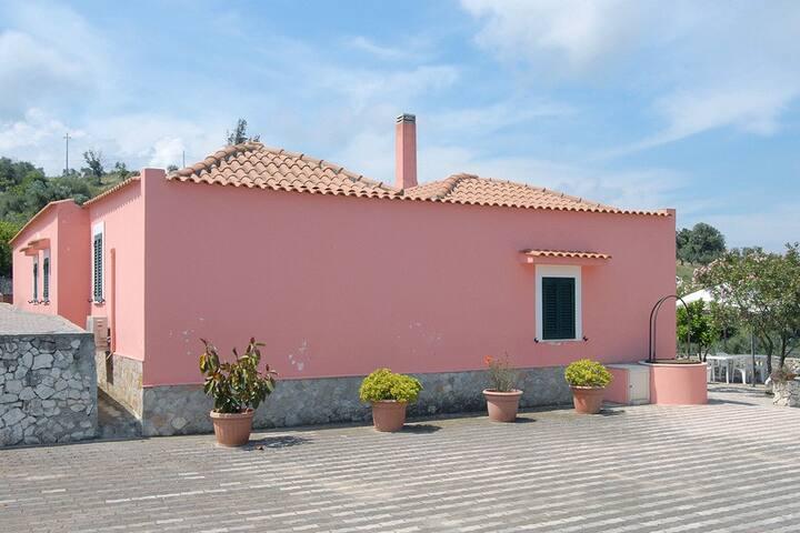 villa - casa Rosa