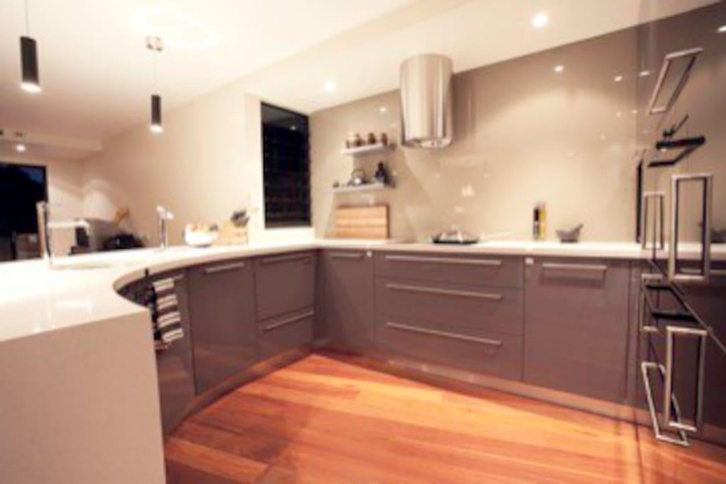 Kitchen- inside