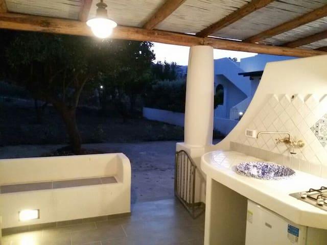 Lipari Suite Limone Mendolita - Lipari - Apartamento