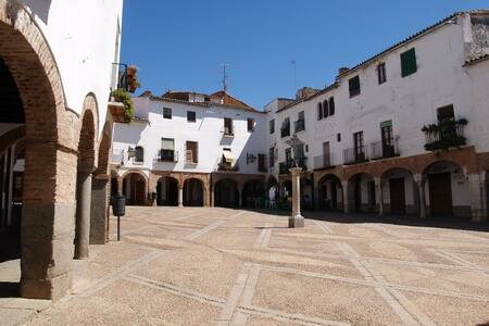 Apartamento en la Plaza Chica - Zafra