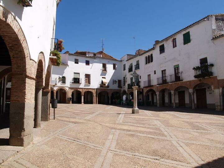 Apartamento en la Plaza Chica