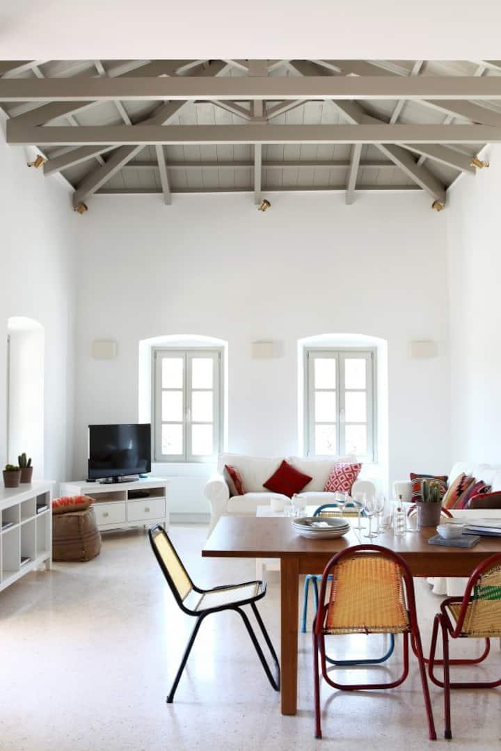 Trifilianika Stone House at Kythira-Properties