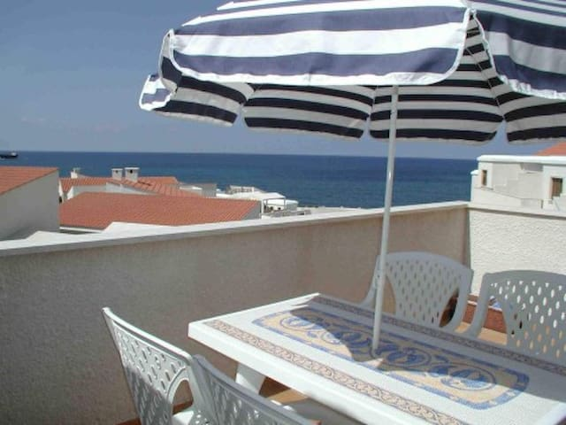 Cosy flat Adonis, seashore village - Chloraka - Appartement