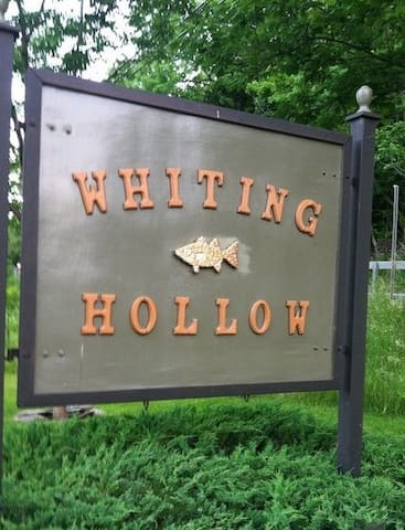 Whiting Hollow Lake - private