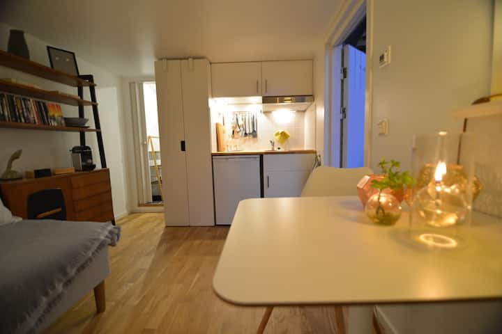 Small and secure guesthouse in Djursholm