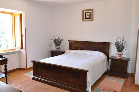 B&B La Quiete, Camera Pistacchio - Pontuglia