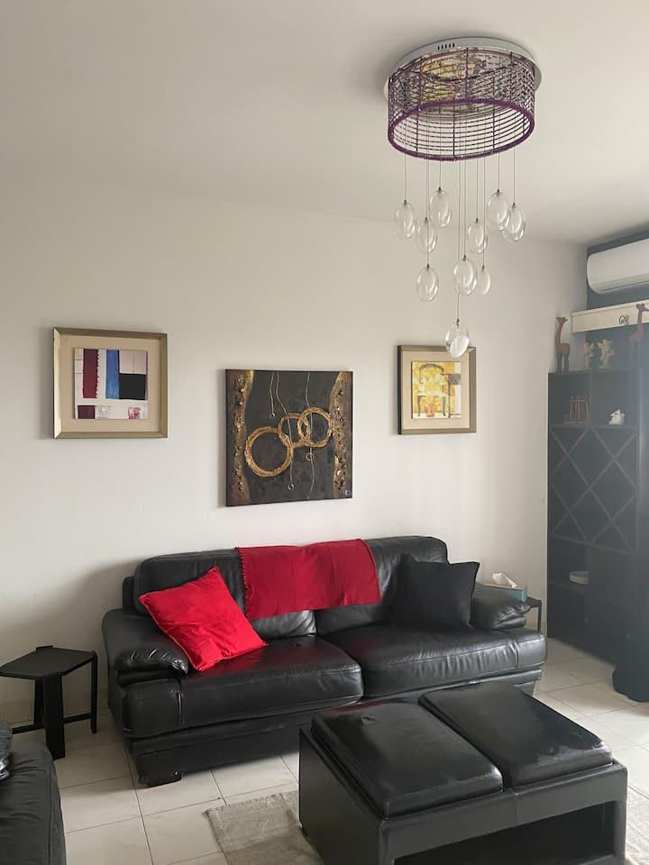 Appartement propre à la Gombe