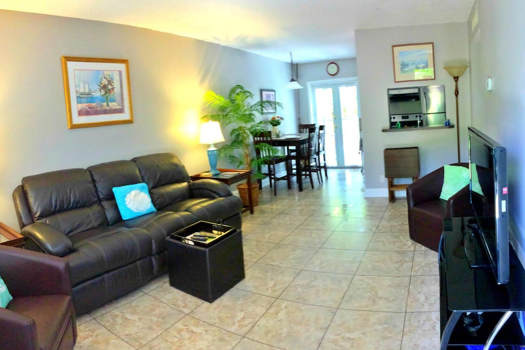 Victoria Park Tropical Oasis Near Beach 2 Br 1bath Serviced Apartments For Rent In Fort