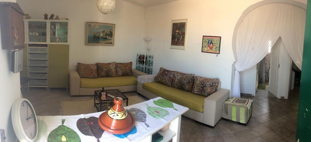 Appartement calme à Rejich