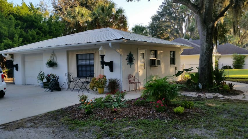 NSB Cozy Apartment - New Smyrna Beach - Apartment