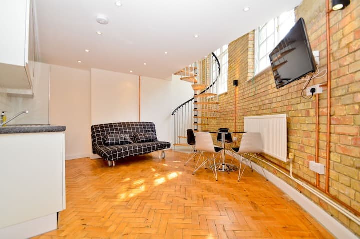 Loft in the heart of Shoreditch