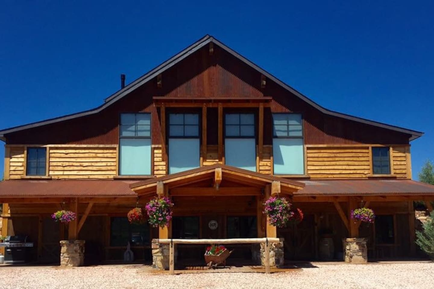 the lodge at the hokey pokey ranch co houses for rent in