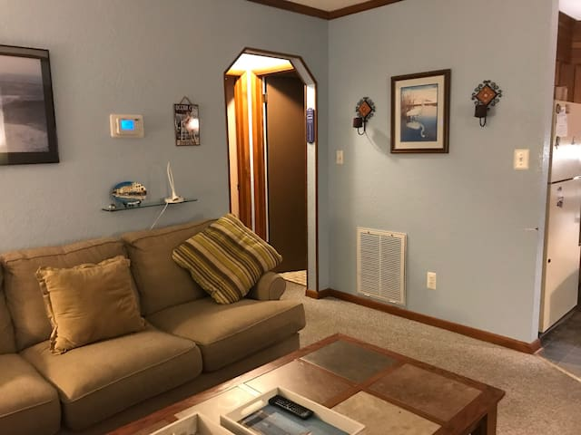 North Ocean City - 800 sq ft condo in Fenwick area
