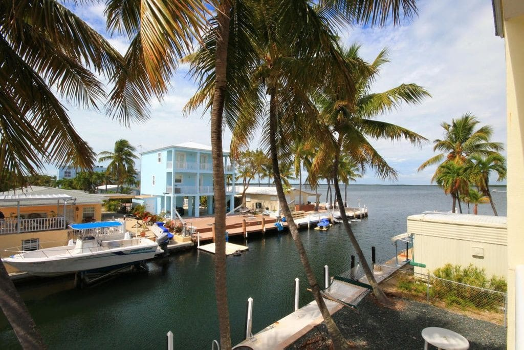 Waterfront Homes For Rent In The Florida Keys