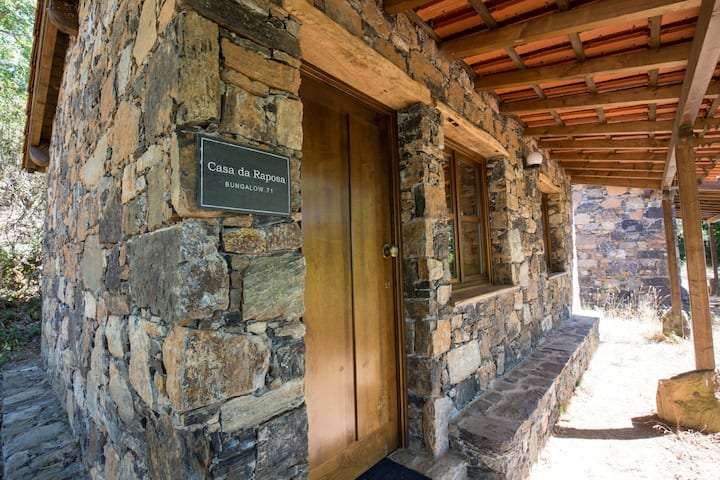 Casa de montanha no Parque Natural de Montesinho