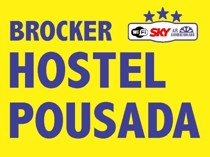 Brocker Pousada - Suíte 2 -Três Coroas/RS