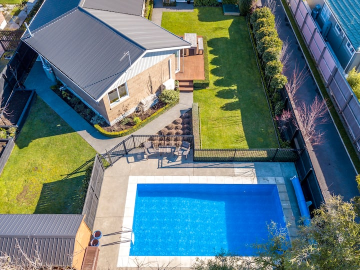 Your home with Swimming Pool