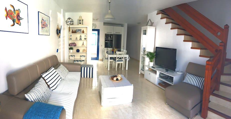 Famara Casa Alisios - Caleta de Famara - Dom
