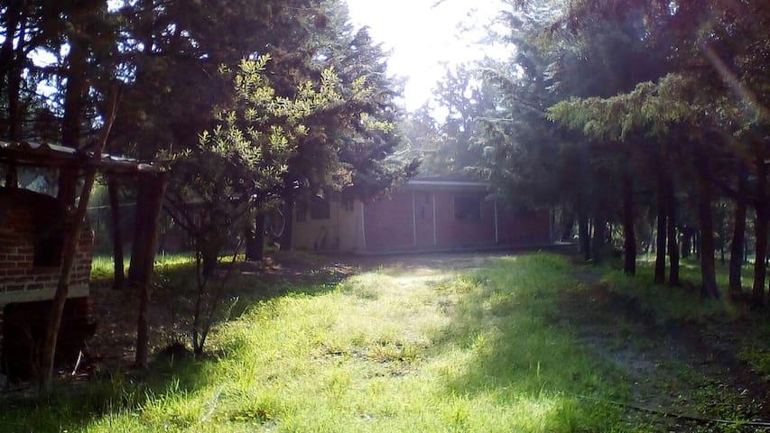 Country House Tlamolotli Texcoco
